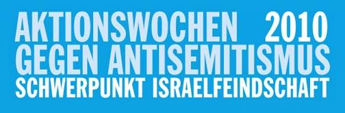 Aktionswoche gegen Antisemitismus